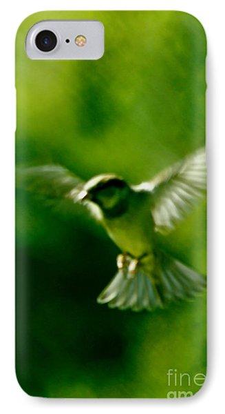 Feeling Free As A Bird Wall Art Print IPhone Case