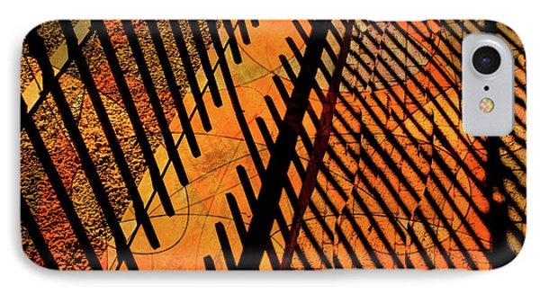 Fenced Framework IPhone Case