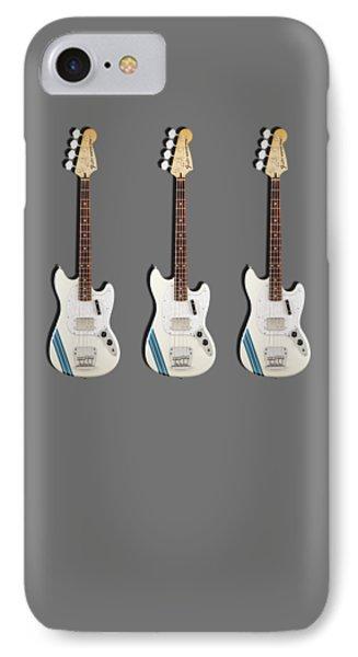Fender Mustang Bass IPhone Case