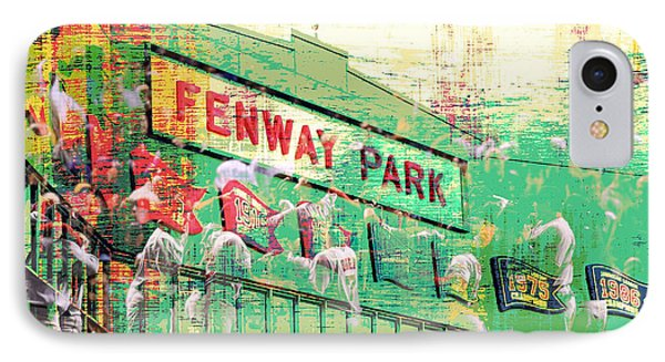 Fenway Park V3 IPhone Case