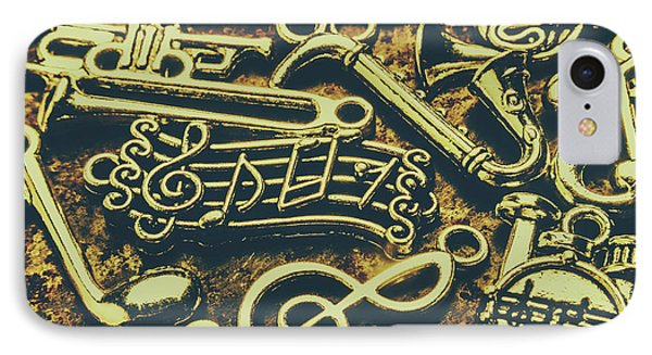 Trumpet iPhone 8 Case - Festival Of Song by Jorgo Photography - Wall Art Gallery