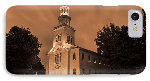 Fierce Grace - First Church Bennington IPhone Case