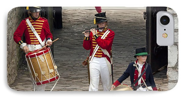 Fife And Drum IPhone Case