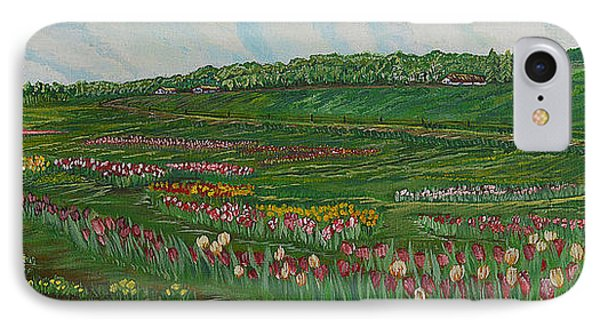 Finding The Way To You - Spring In Emmental IPhone Case