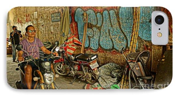 Fink Color Graffiti IPhone Case