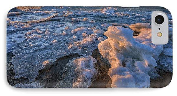 Fire Island Ice IPhone Case