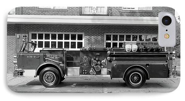 Fire Truck IPhone Case
