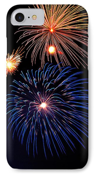 Fireworks Wixom 1 IPhone Case
