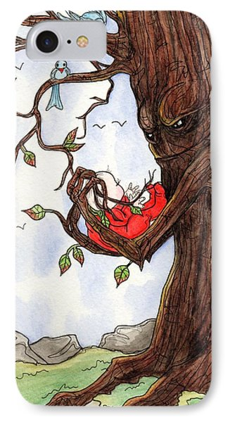 Firmly Rooted IPhone Case