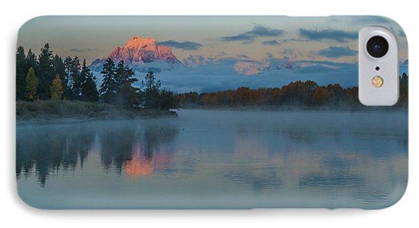 First Light Of Dawn IPhone Case