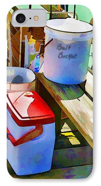 Fisherman's Buckets IPhone Case