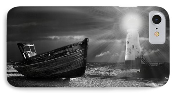 Fishing Boat Graveyard 7 IPhone Case