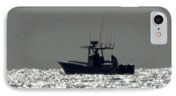 Fishing In Sanibel IPhone Case