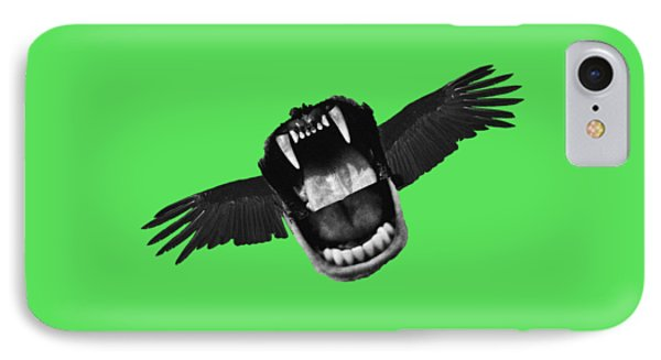 Flappy Mouth IPhone Case