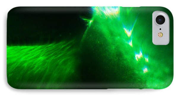 IPhone Case featuring the photograph Flare by Greg Collins