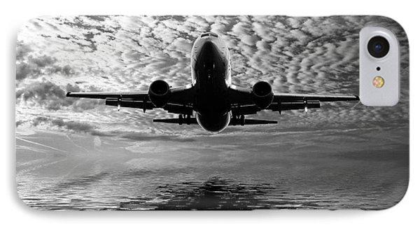 Flight Path 2 IPhone Case