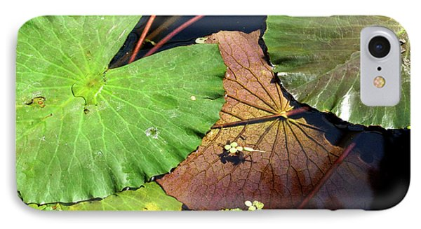 Floating Lily Pads IPhone Case