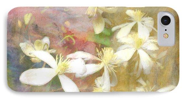 Floating Petals IPhone Case