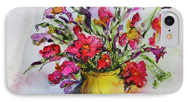 Floral Still Life 05 IPhone Case