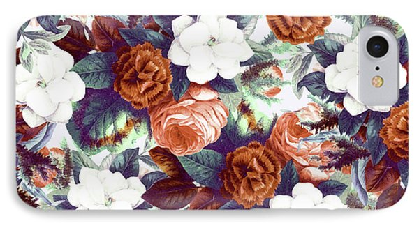 Floral Wonder IPhone Case