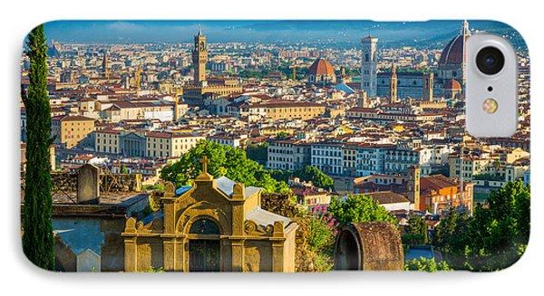 Florentine Vista IPhone Case