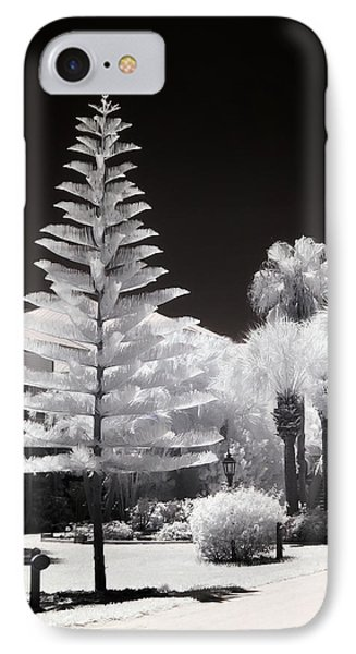 Floridian Flora IPhone Case