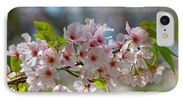 Flower Spray IPhone Case