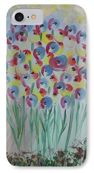 Flower Twists IPhone Case