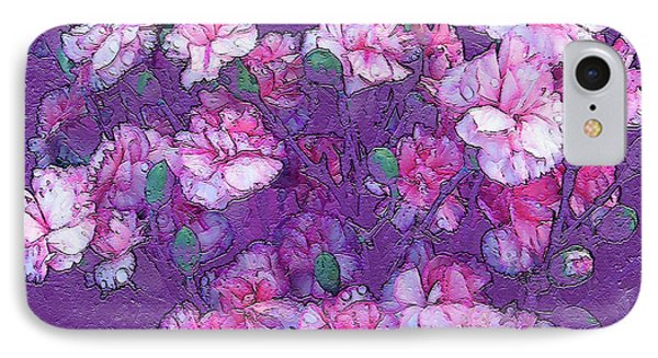 Flowers #063 IPhone Case