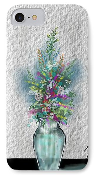 Flowers Study Two IPhone Case