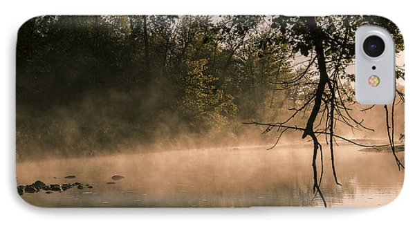 Foggy Water IPhone Case