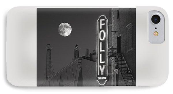 Folly Theatre Kansas City IPhone Case