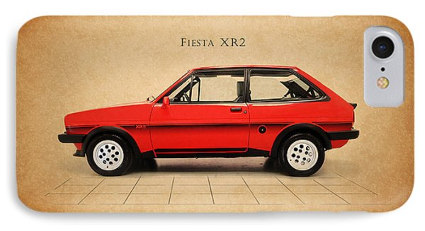 Ford Fiesta Xr2 IPhone Case