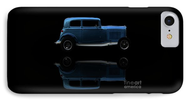 Ford Hot Rod Reflection IPhone Case