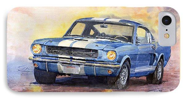 Ford Mustang Gt 350 1966 IPhone Case