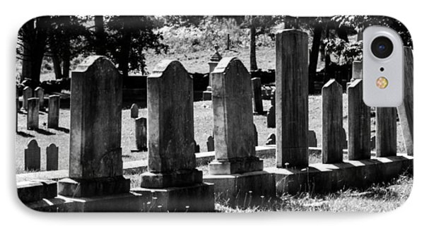 Foreside Cemetery 2 IPhone Case