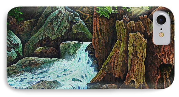 Forest Brook IIi IPhone Case