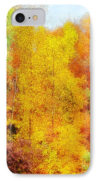 Forest Fire IPhone Case