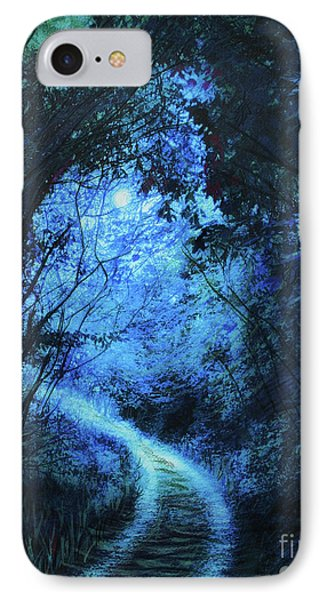 Forest Pathway IPhone Case