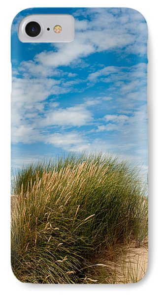Formby Sand Dunes And Sky IPhone Case