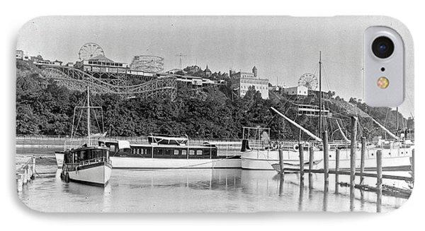 Fort George Amusement Park IPhone Case