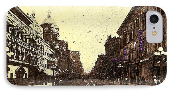 Fort Wayne Indiana 1913 IPhone Case