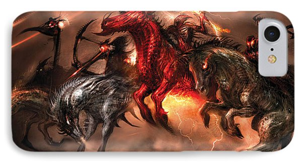 Four Horsemen IPhone Case