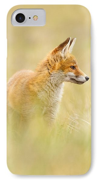 Fox In Thoughts IPhone Case