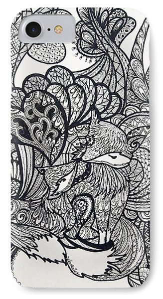 Fox Lover IPhone Case