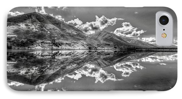 Fractal Reflections IPhone Case