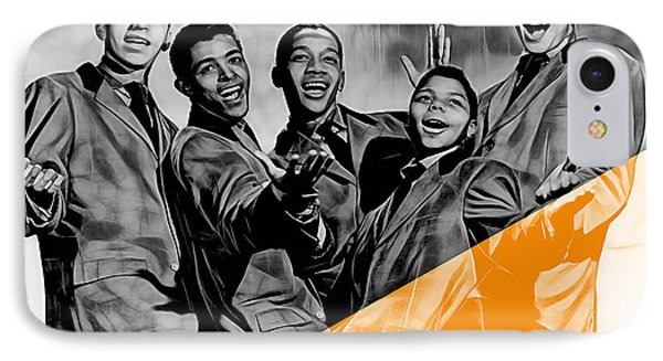 Frankie Lymon Collection IPhone Case