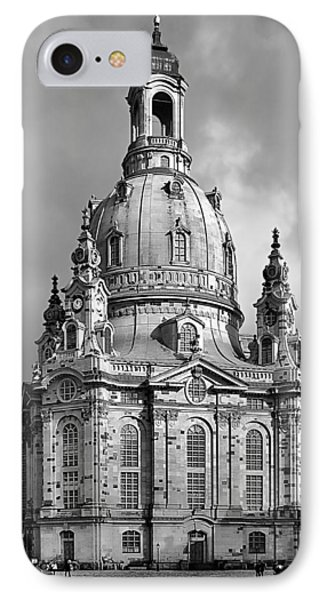 Frauenkirche Dresden - Church Of Our Lady IPhone Case