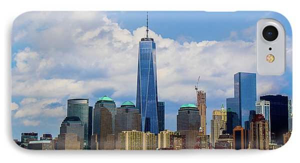 Freedom Tower Nyc IPhone Case