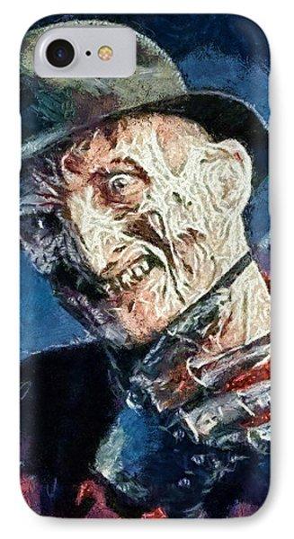Freddy Kruegar IPhone Case